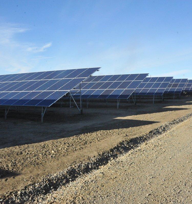 В Забайкалье построят СЭС мощностью 70 МВт