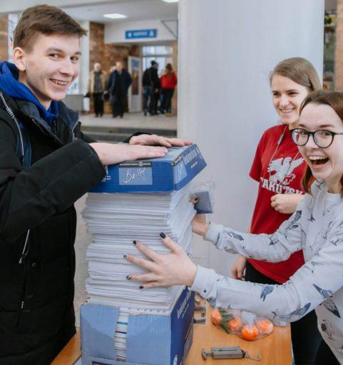 Студентам предлагают организовать экомероприятия в вузах