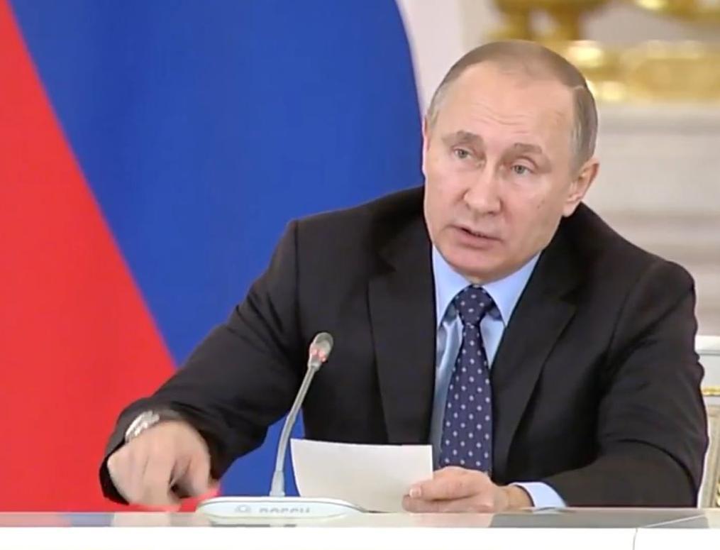 Владимир Путин подписал закон об открытости экологической информации