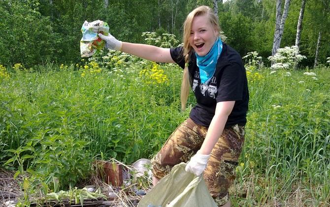 Международный эколагерь пройдет в Сибири