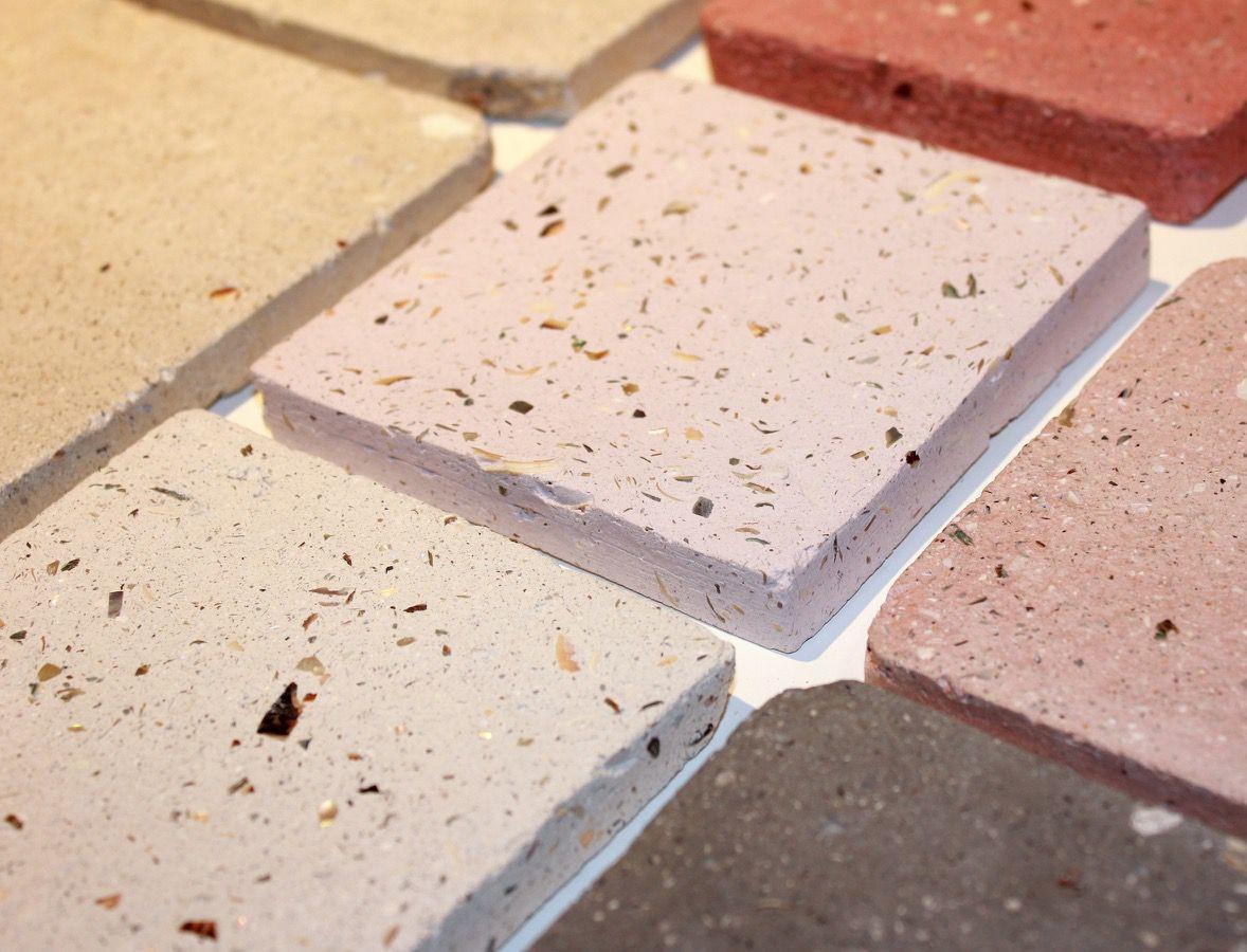 Британские дизайнеры заменяют бетон морскими ракушками