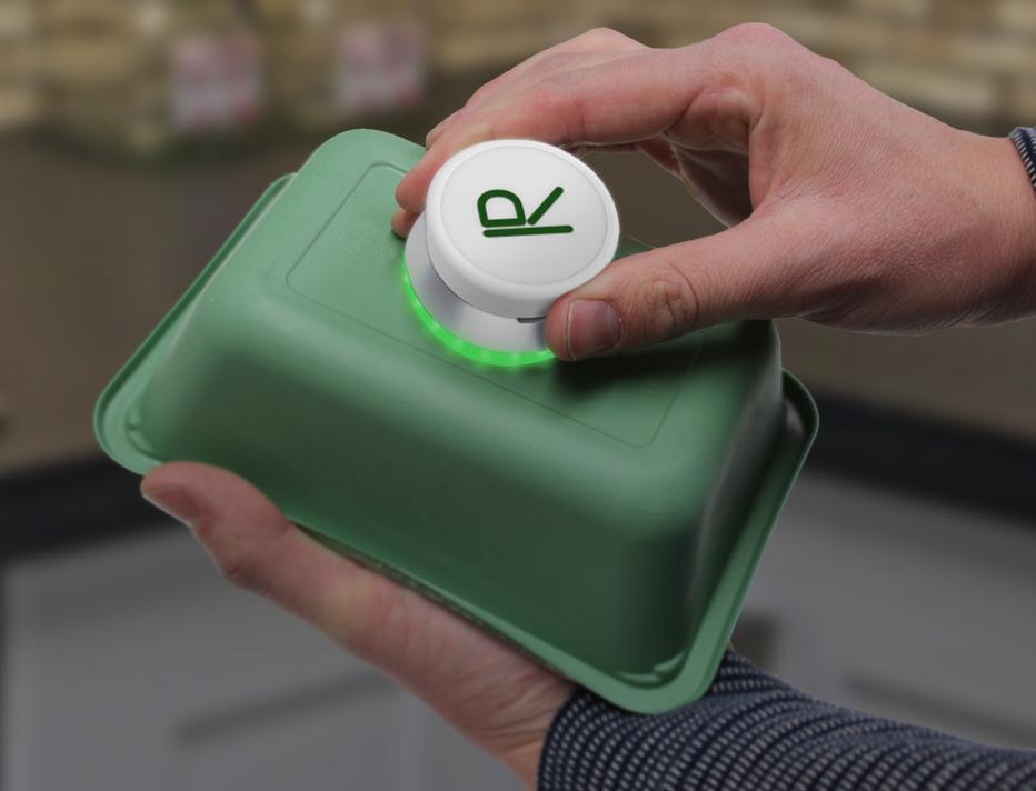 Британская фирма разработала прибор для определения пригодности материала к переработке