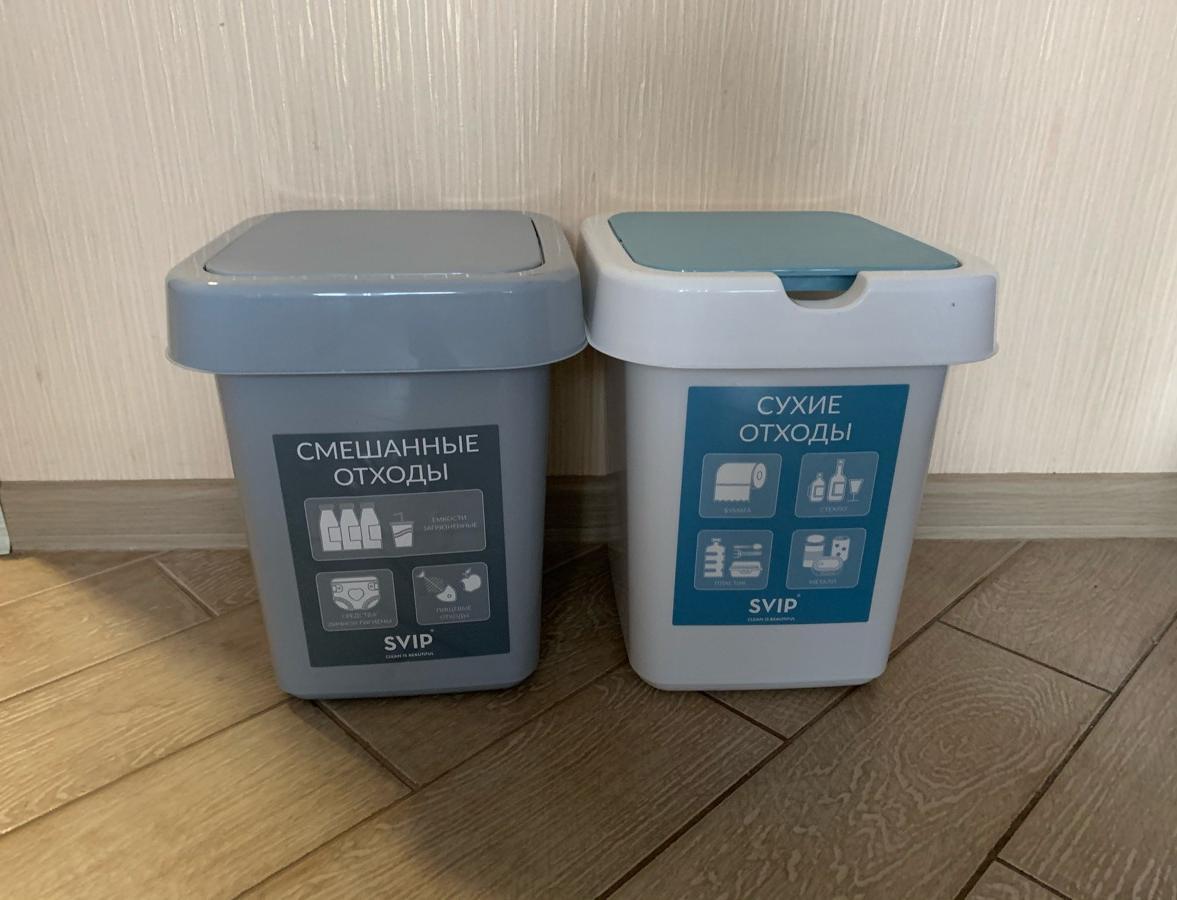 Продажи контейнеров для раздельного сбора мусора на Ozon в мае выросли в 20 раз