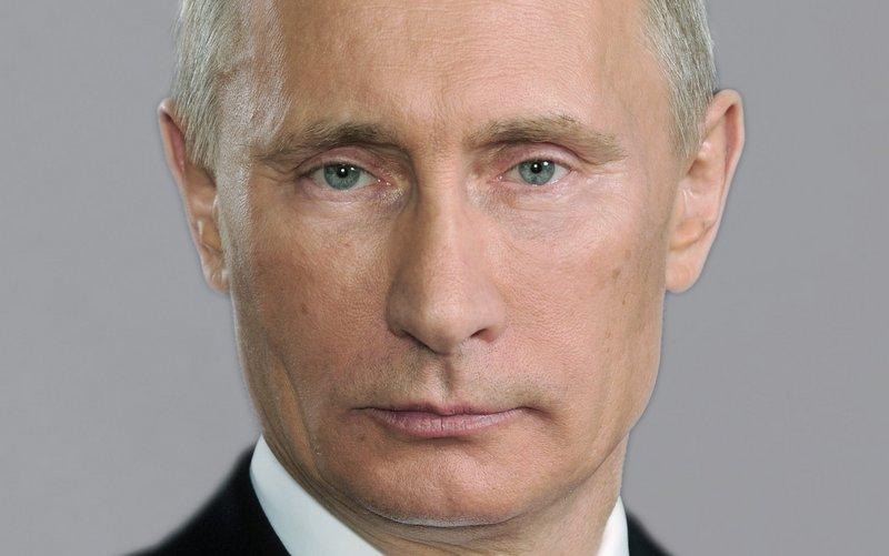 Путин посадил деревья через интернет-проект «Маракуйя»