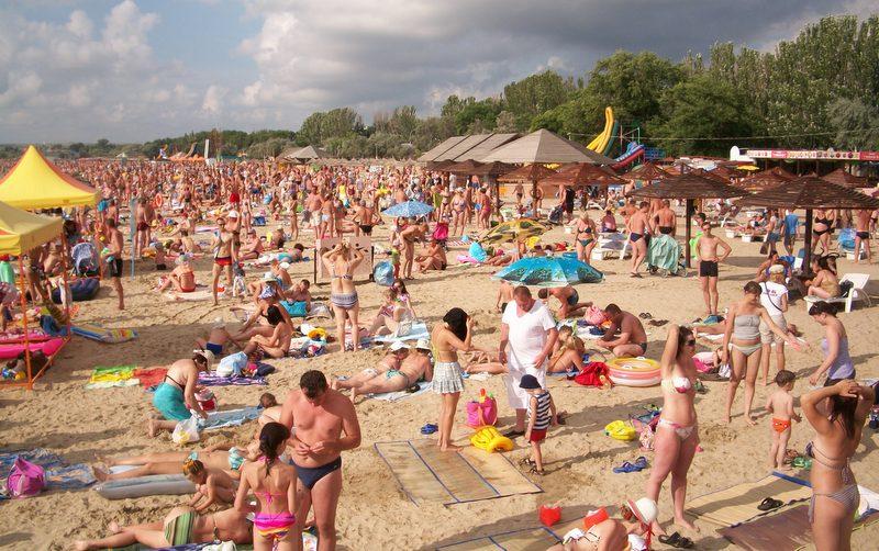 Опубликован список экологически безопасных зон для купания