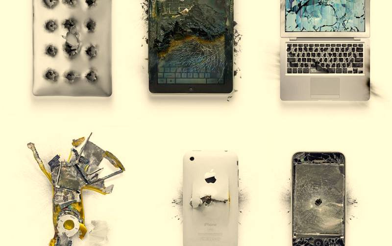 Apple принимает свою технику на переработку