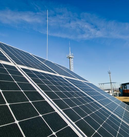 В Оренбургской области запустили одиннадцатую солнечную электростанцию