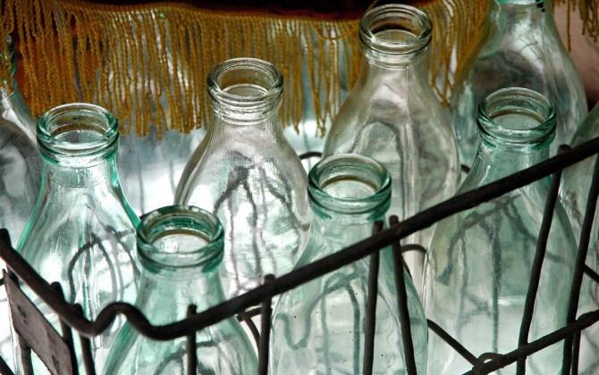 Ссылка дня: что делали со стеклотарой в СССР