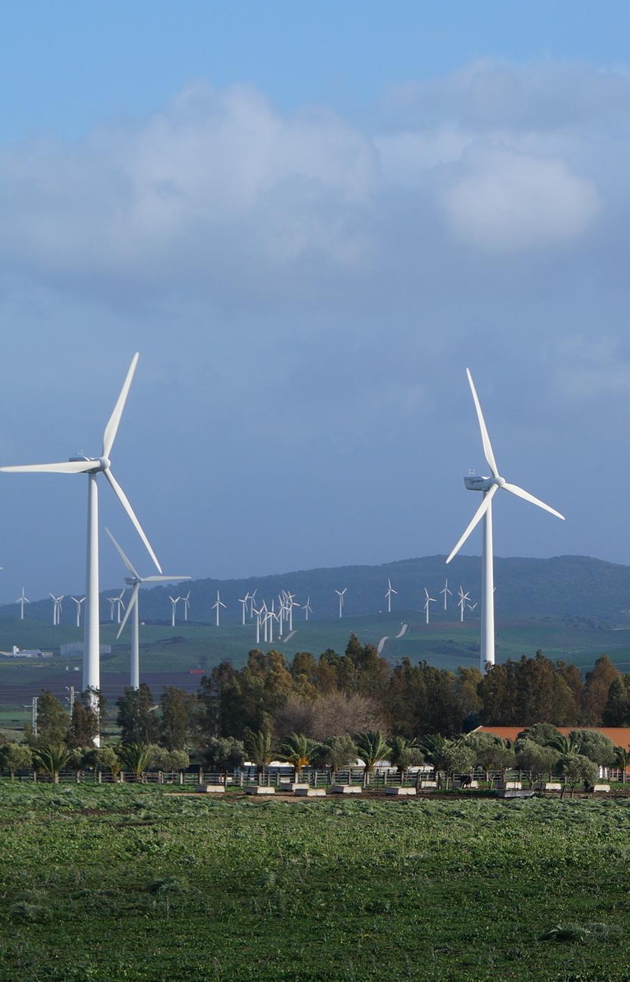Испания планирует полностью перейти на возобновляемые источники энергии