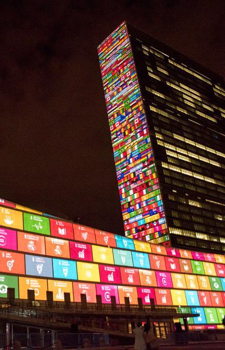 Запущен опрос ООН о целях устойчивого развития