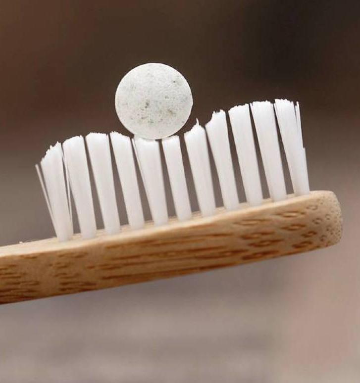 В Канаде начали выпускать зубную пасту в форме таблеток