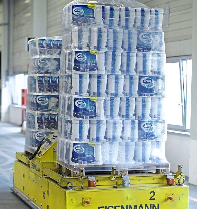 Упаковка товаров бренда Zewa стала 100% перерабатываемой
