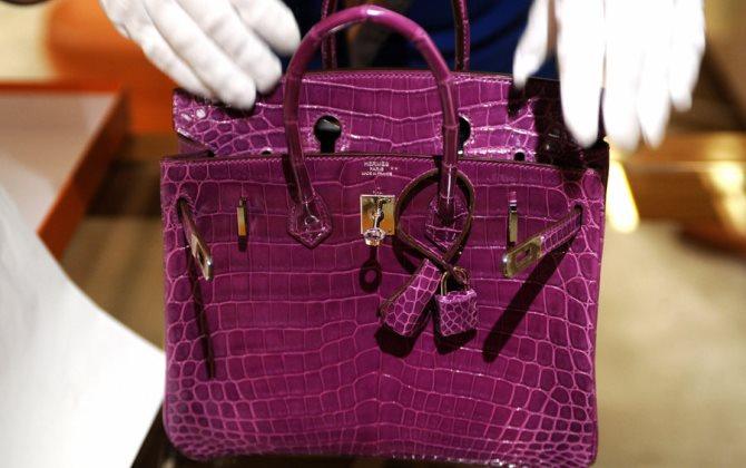 Hermes переименует сумки Birkin из-за скандала с крокодилами