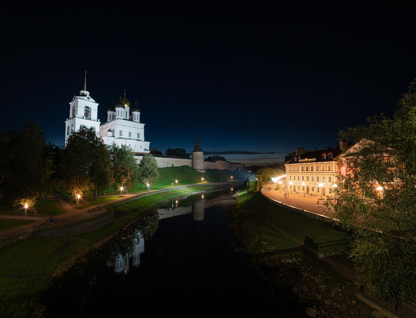 LED-освещение на улицах в России сократит выбросы СО2 на 882 000 тонн