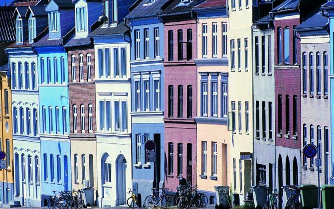 В Дании появится город без автомобилей