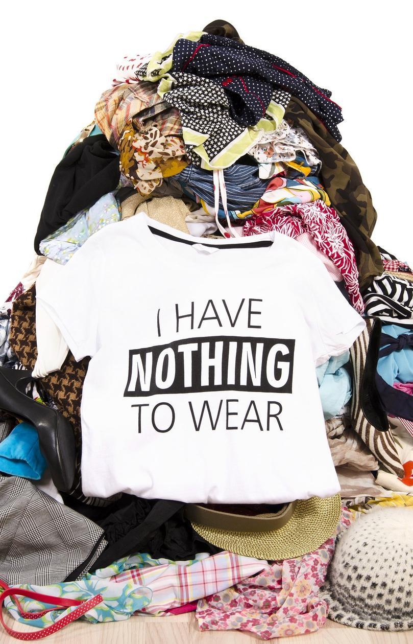 На вечеринке в Сокольниках можно будет обменяться ненужной одеждой