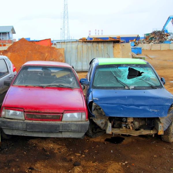 14 фото: как в России утилизируют автомобили