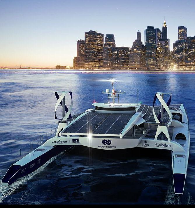Топливо будущего: в каких видах транспорта водород используется уже сейчас
