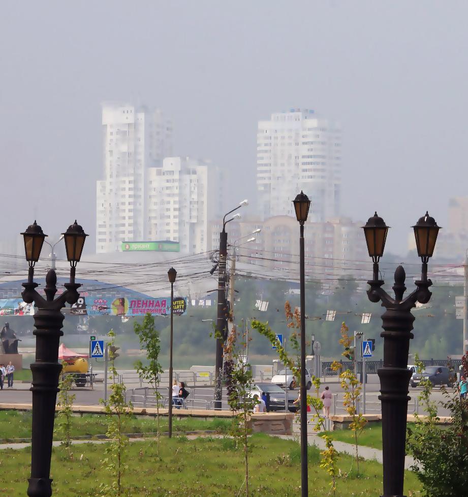 Экологический совет в Челябинской области будет следить за чистотой воздуха