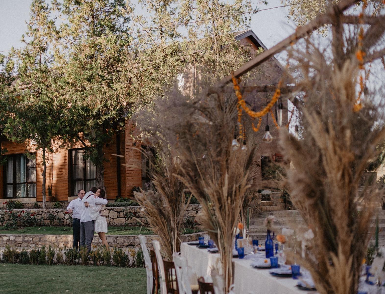 Личный опыт: как организовать экологичную свадьбу