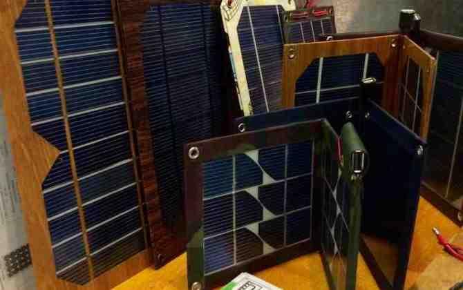 В МГГУ им. М.А.Шолохова появился солнечный модуль