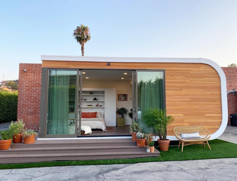 В США появится первый в мире экологичный микрорайон напечатанных домов