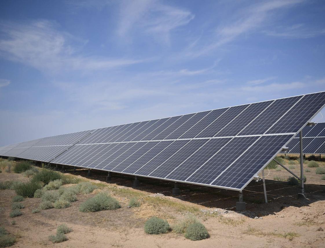 Сбербанк профинансирует строительство солнечной электростанции