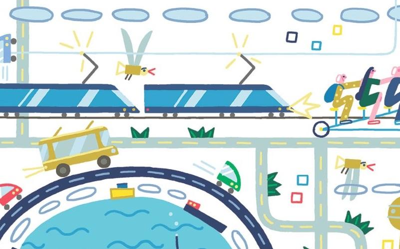Гринпис выпустил справочник об экологичной езде по городу