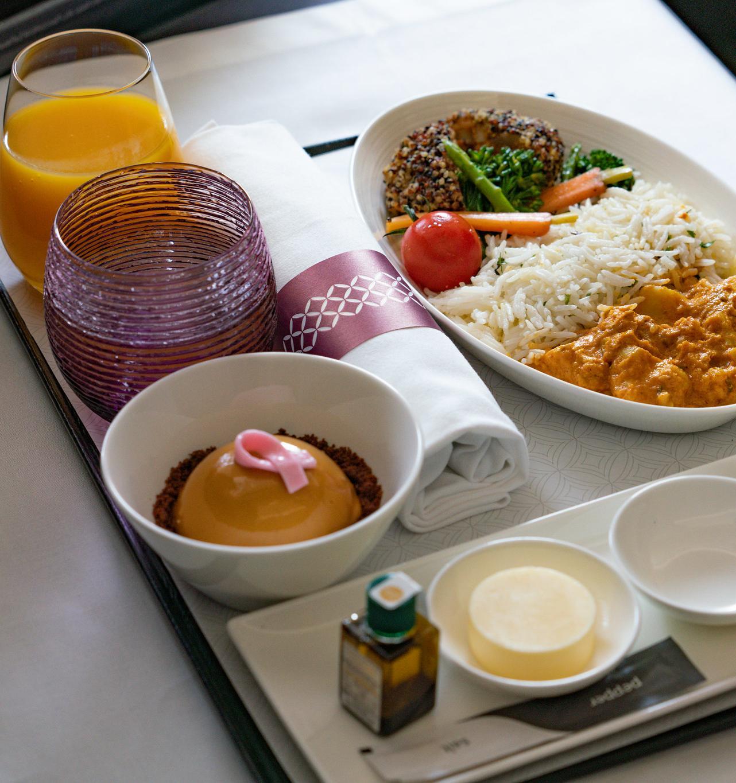 Qatar Airways предложит пассажирам веганское питание