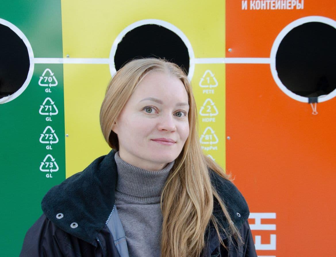 Личный опыт: как Анастасия Андриенко организовала раздельный сбор отходов в Иннополисе