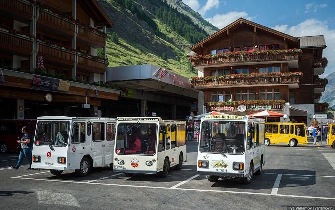 Ссылка дня: блогер Варламов об электромобилях в Швейцарии