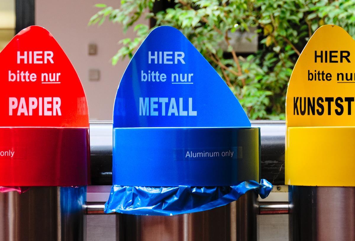 Почему экологичные немцы сжигают все больше мусора