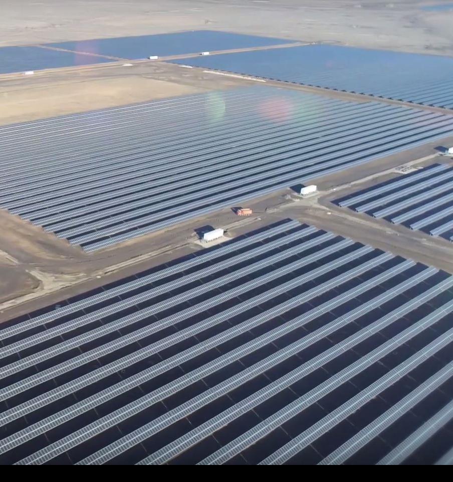 В Астрахани ввели в эксплуатацию новую солнечную электростанцию