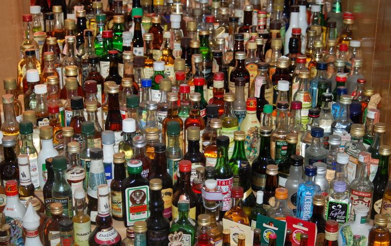 Британские молодожены оплатили медовый месяц пустыми бутылками