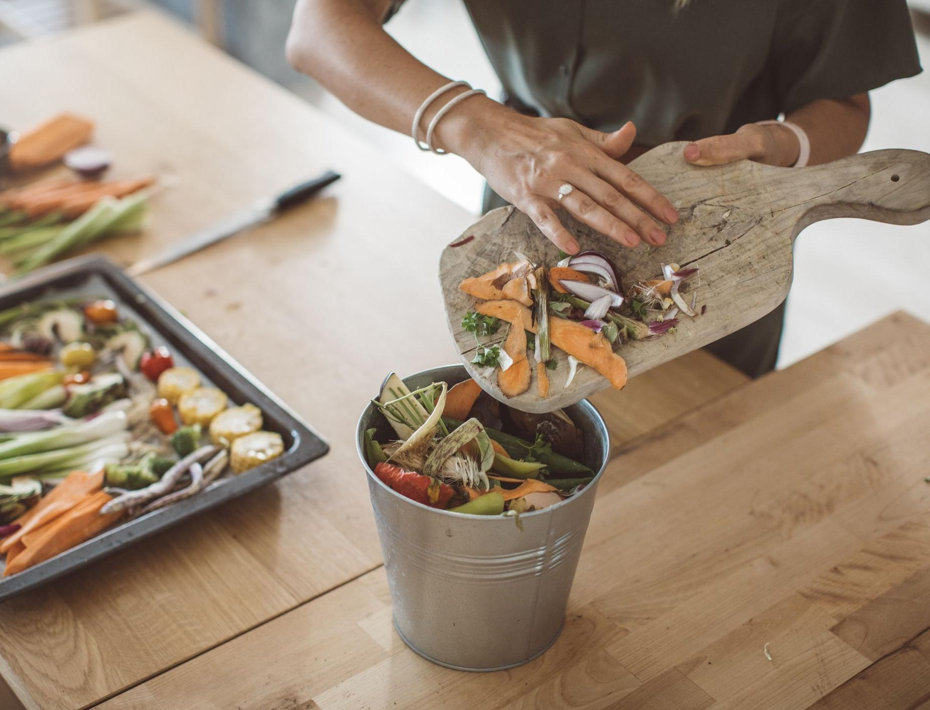 Приложение Kitche: виртуальная кухня, уменьшающая пищевые отходы