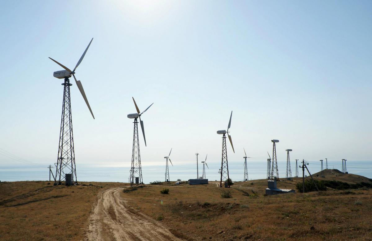 Ссылка дня: как ветряная энергия изменит экономику России