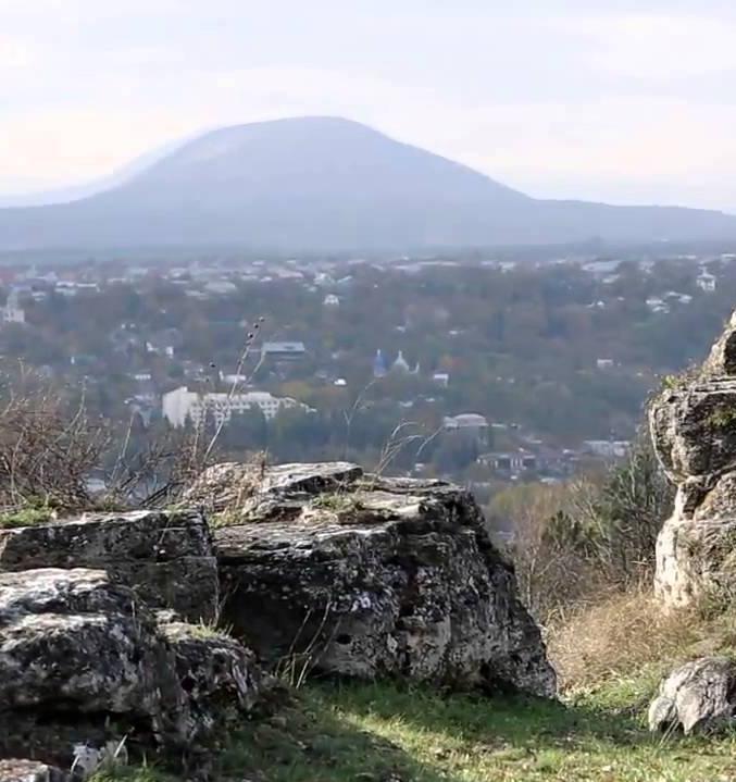 Строительные работы на горе Горячей в Пятигорске грозят разрушением экосистемы