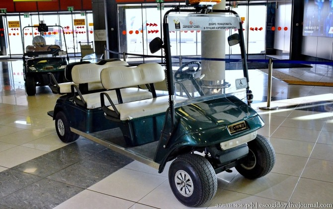 Электромобилей в терминалах Шереметьево станет больше