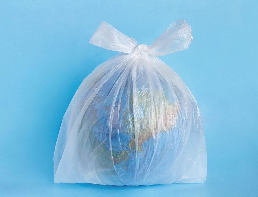 В Черногории планируют запретить использование пластиковых пакетов