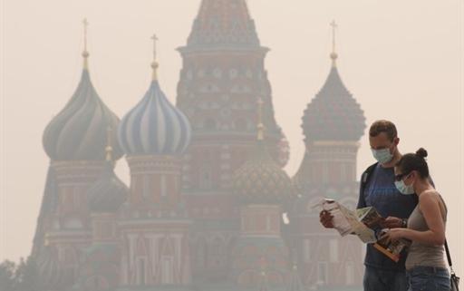 Только 12% городов в мире дышат хорошим воздухом