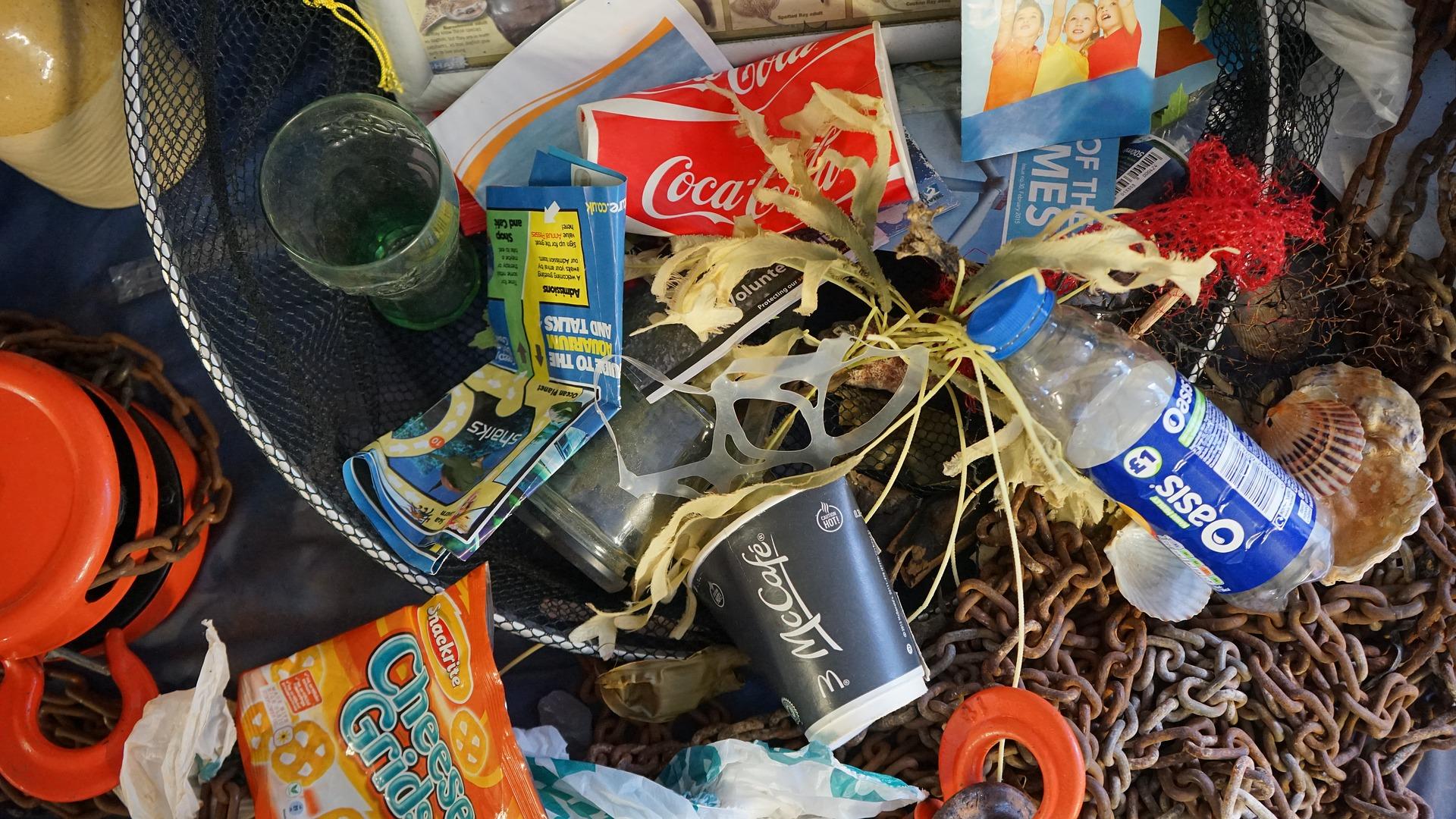 ООН запустила кампанию #CleanSeas по очистке океана от пластика
