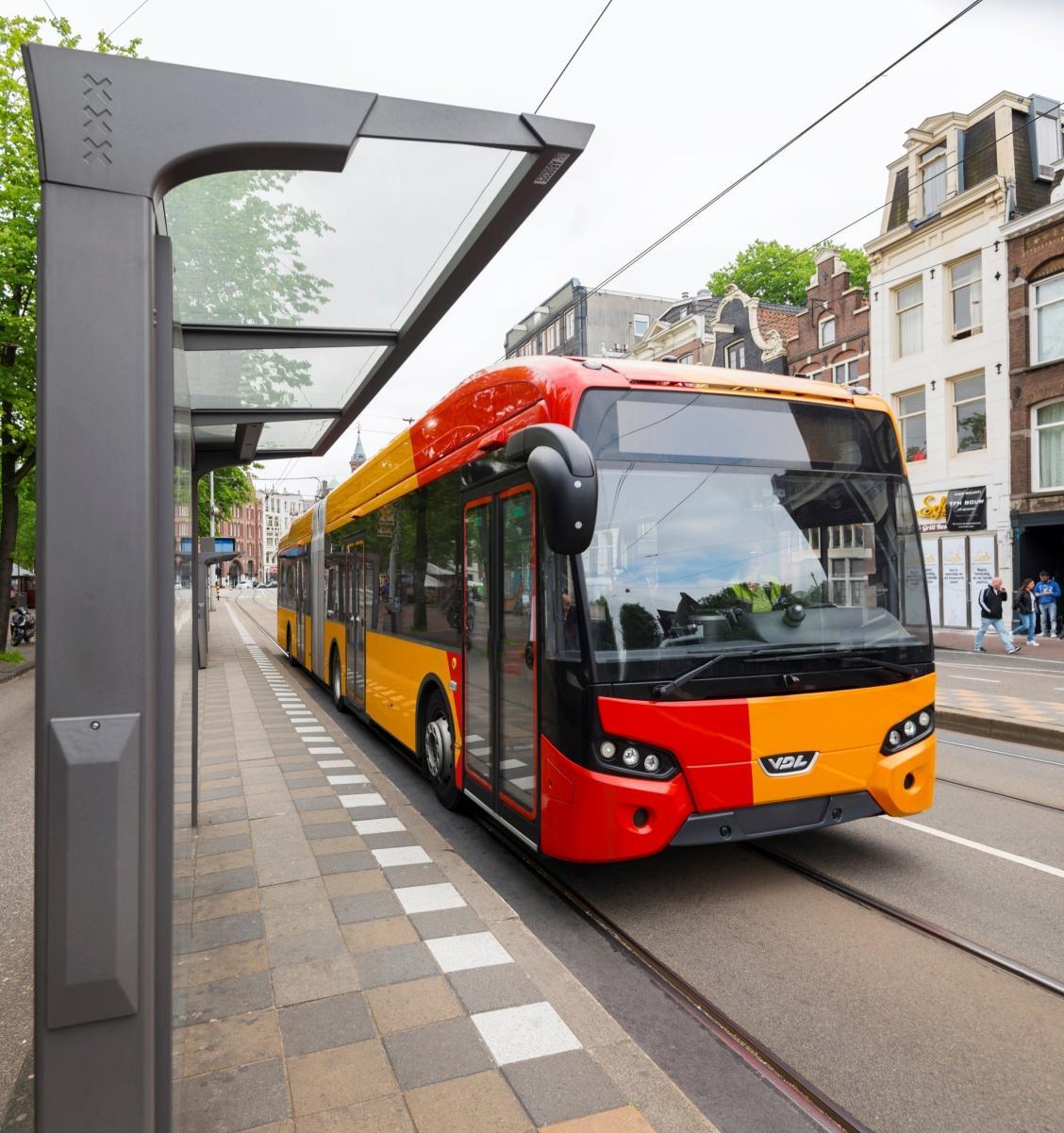 Шесть крупных городов Дании переходят на электробусы