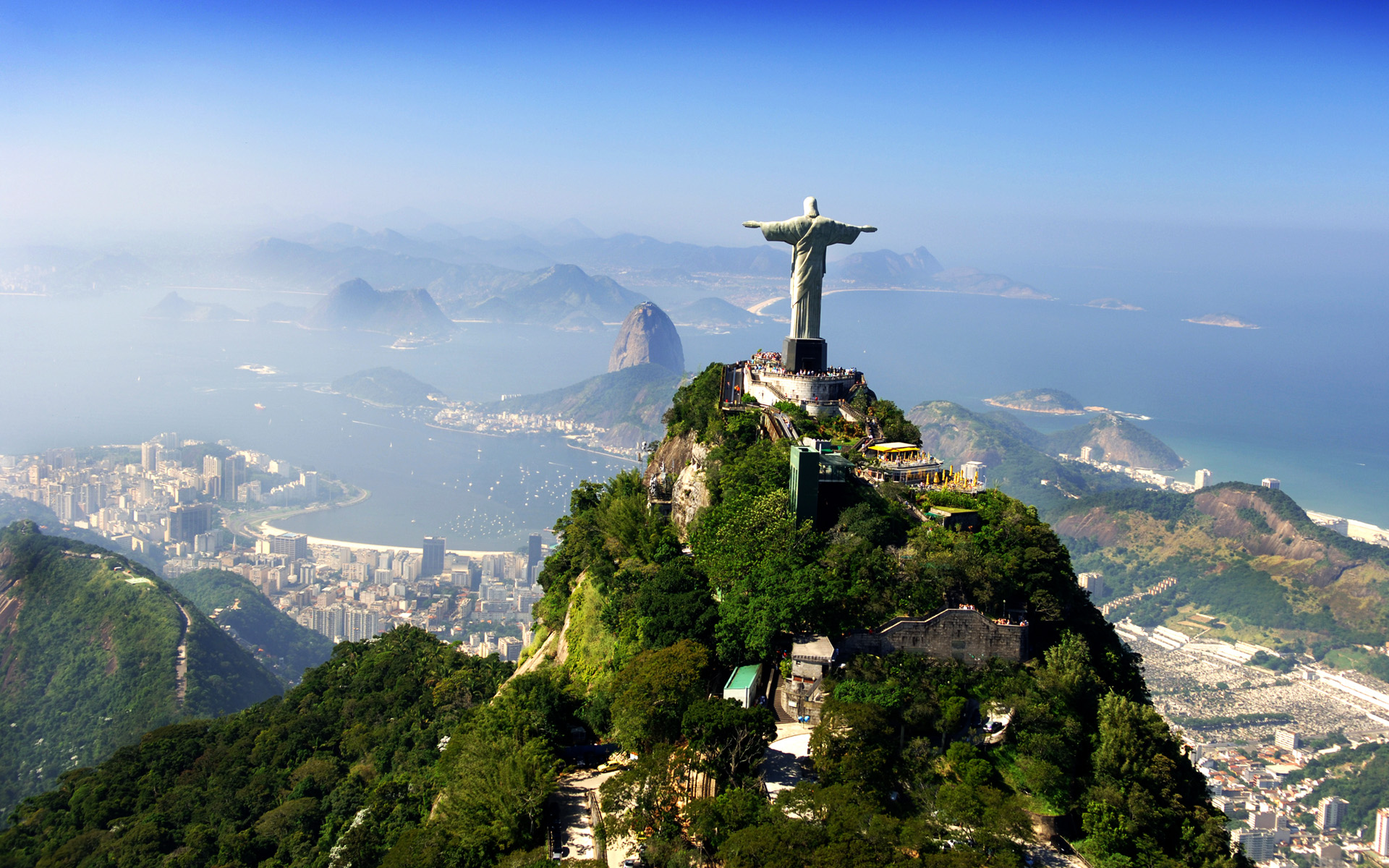 Бразилия почти вдвое сократит вредные выбросы к 2030 году