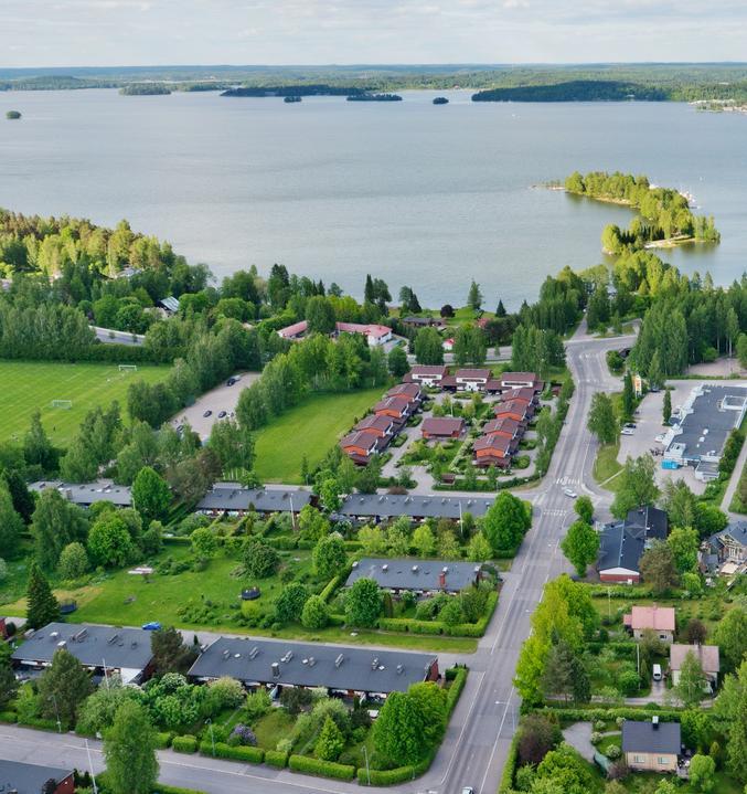 Город в Финляндии полностью перейдет на возобновляемую энергетику