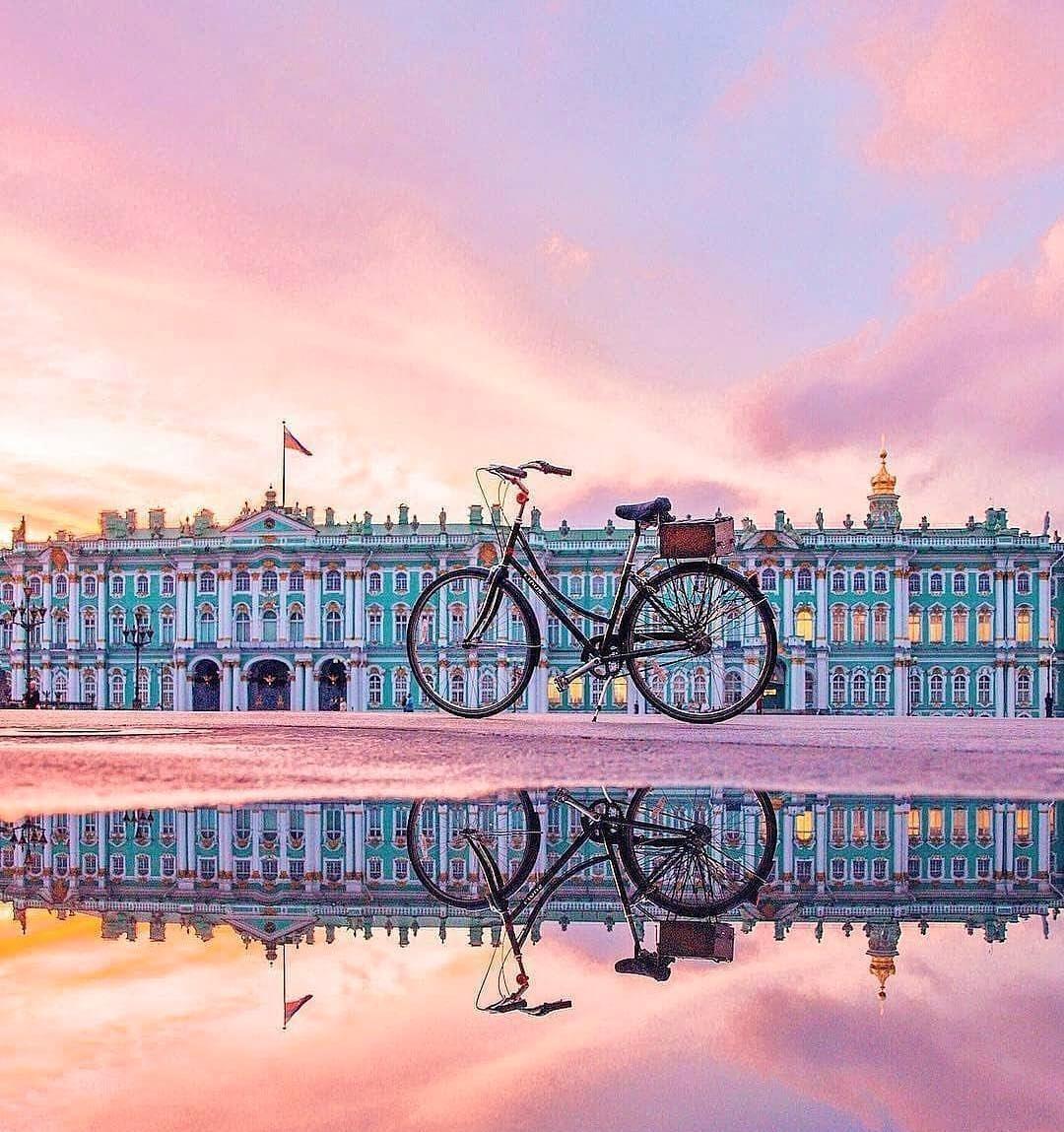 Протяженность велодорожек в Петербурге к 2030 году хотят увеличить в 2 раза