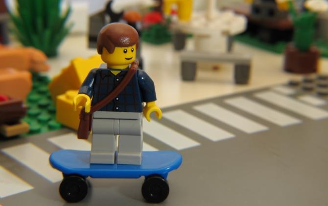 Lego будет производить игрушки из возобновляемых ресурсов