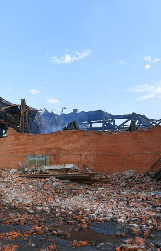 Что известно о заводе «Электроцинк» во Владикавказе