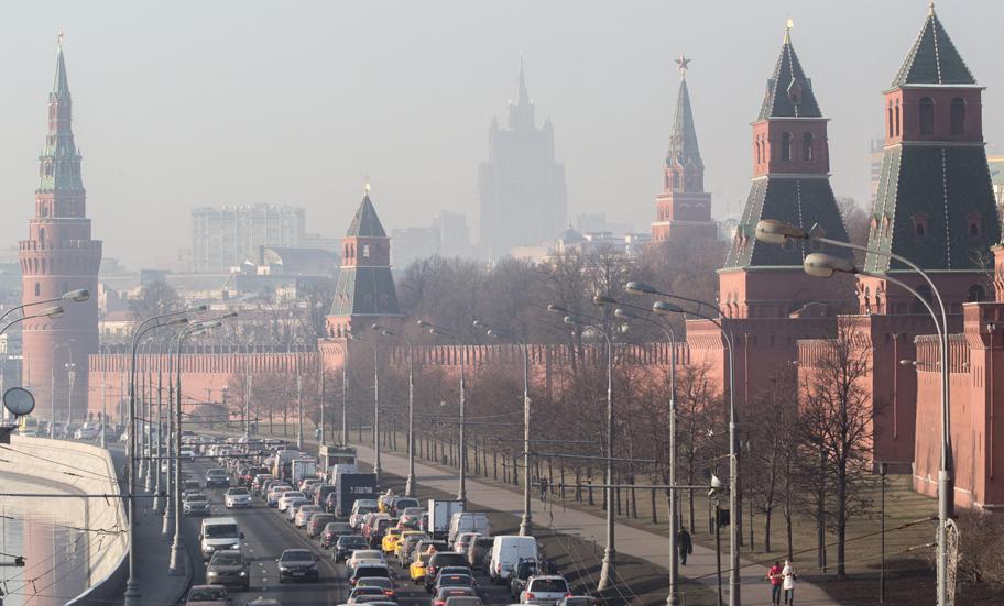 Видео дня: чем дышит Москва