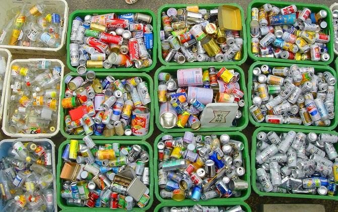 Технопарк по переработке мусора может появиться в России