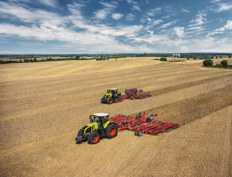 Назван самый экологичный трактор 2021 года